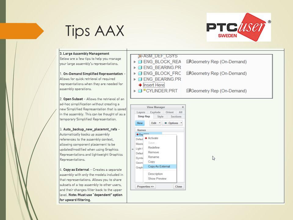 Tips AAX