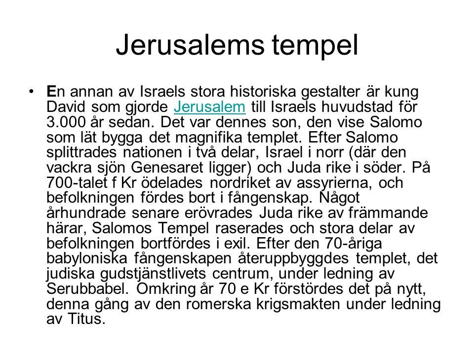 Jerusalems tempel forts..