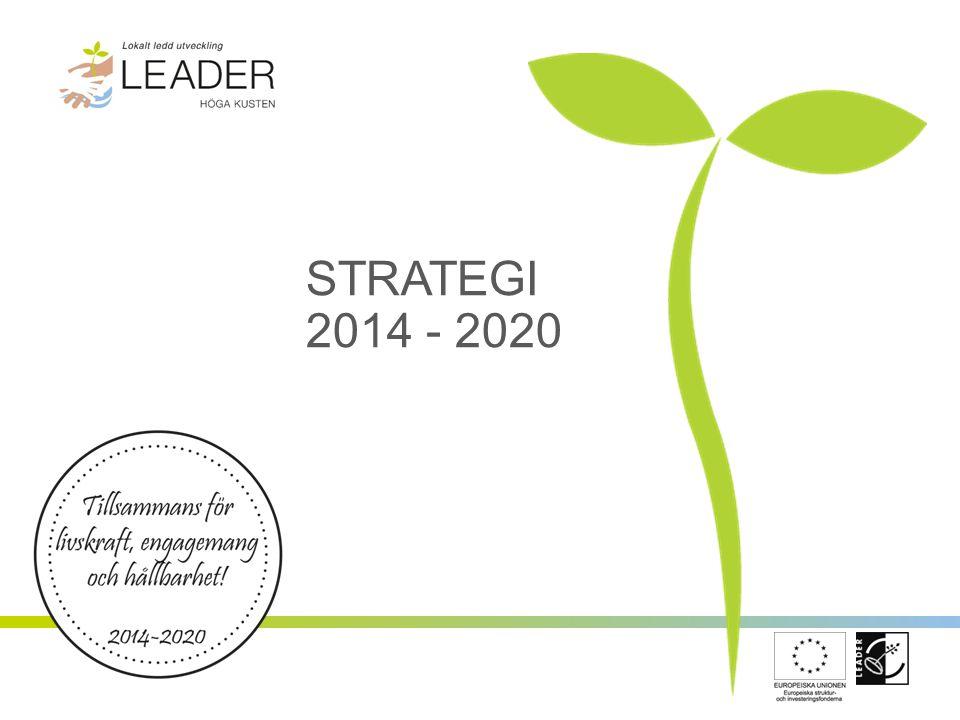 STRATEGI 2014 - 2020