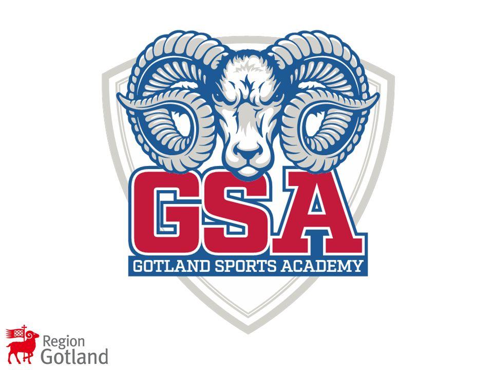 Bakgrund Gotland Sports Academy är ett samarbetsprojekt mellan företagen och idrottsföreningarna i Slite med omnejd.