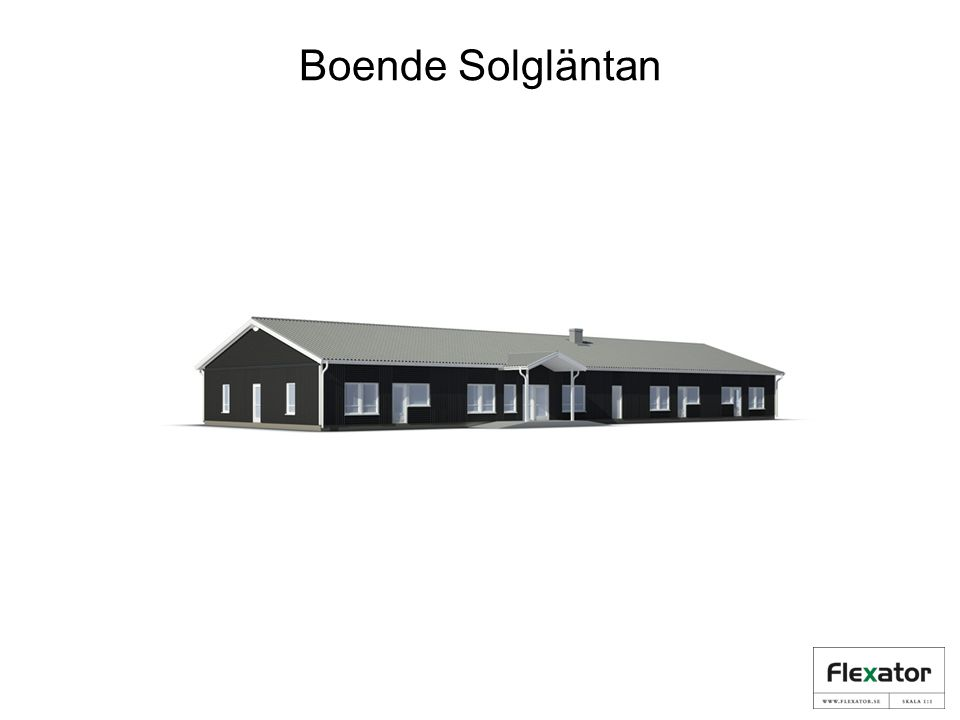 Boende Solgläntan