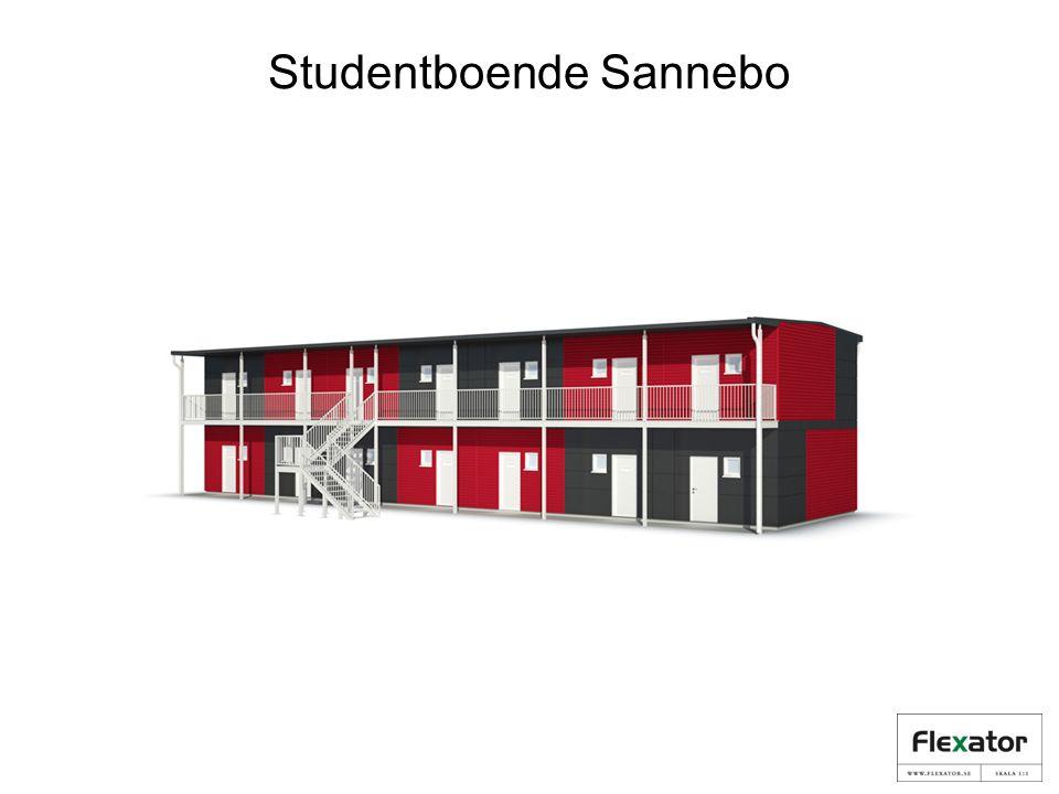 Studentboende Sannebo