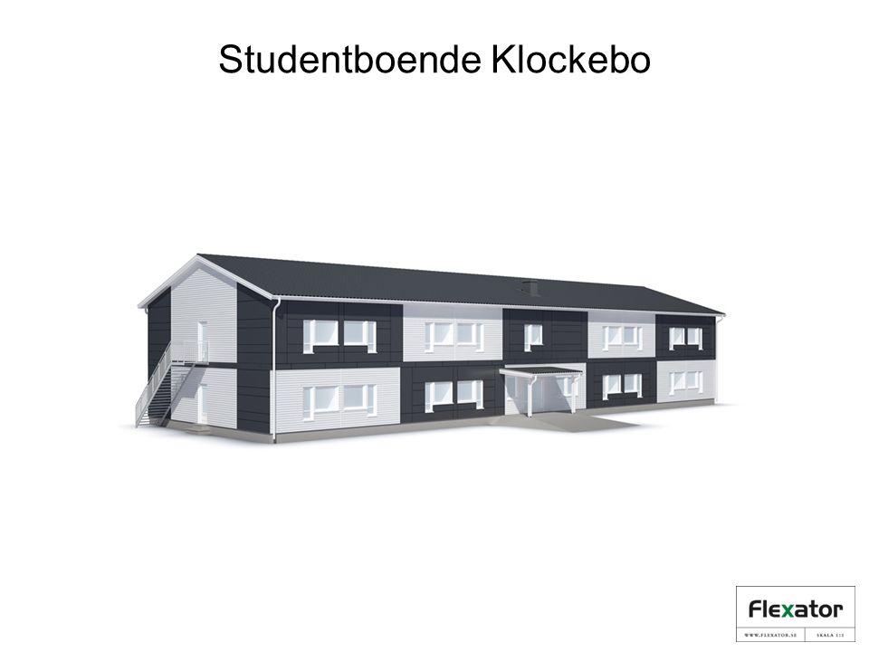 Studentboende Klockebo