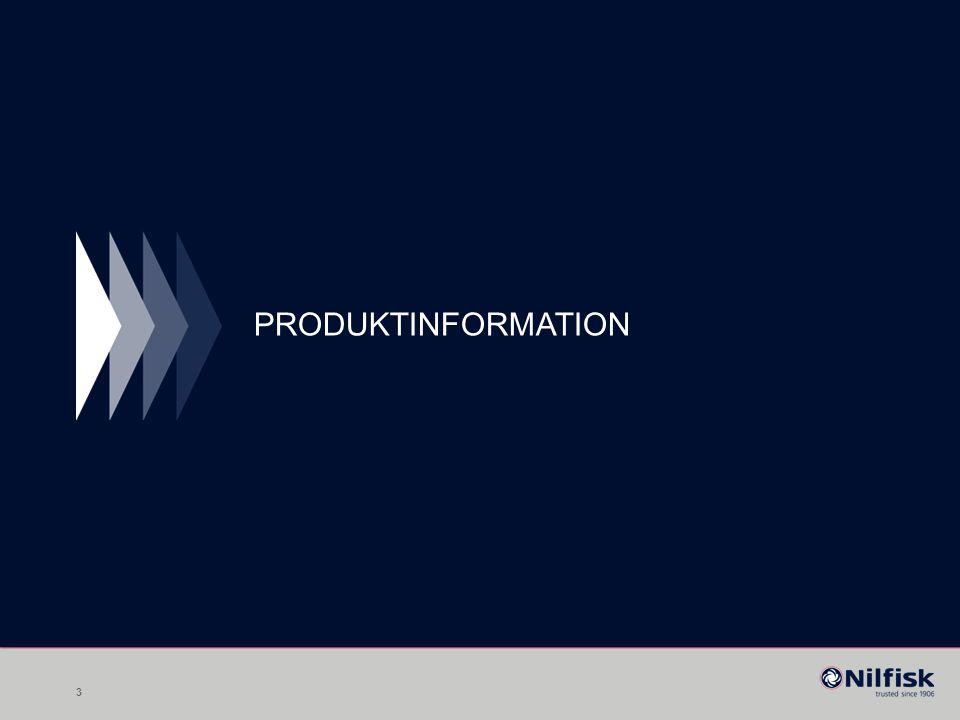 PRODUKTINFORMATION 3