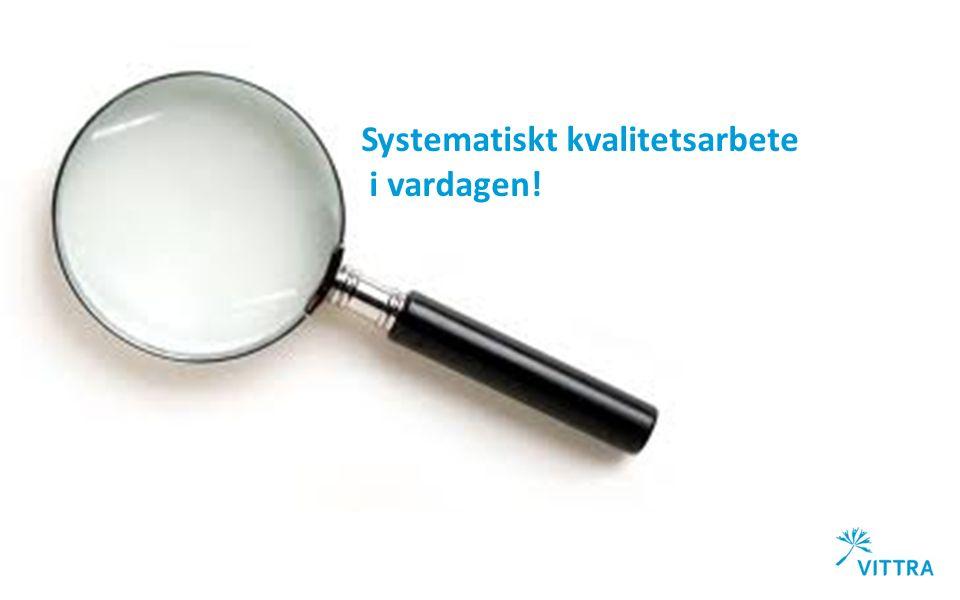 Systematiskt kvalitetsarbete 1 juli 2011 förstärktes kravet på ett systematiskt kvalitetsarbete Kvalitetsredovisningen avskaffades Varje huvudman, rektor och förskolechef får ansvar för att systematiskt planera, följa upp och analysera resultaten i förhållande till mål, krav och riktlinjer.
