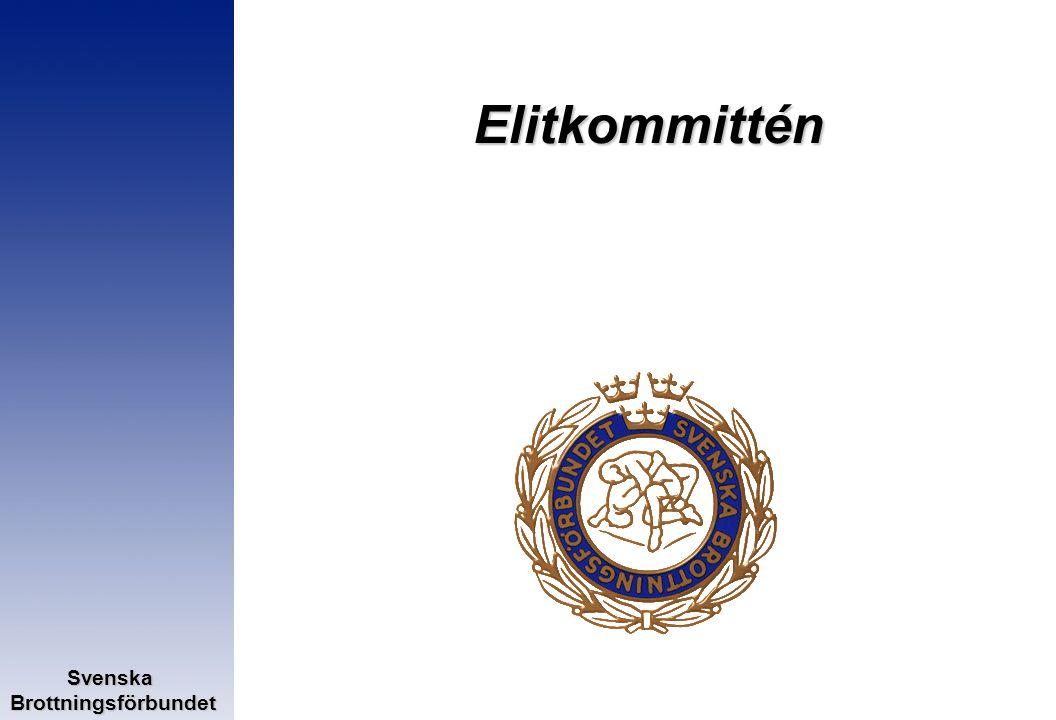 SvenskaBrottningsförbundet Elitkommittén