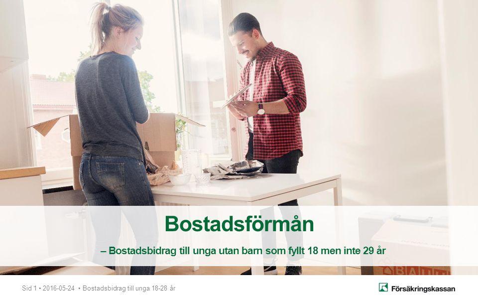 Sid 12 2016-05-24 Bostadsbidrag till unga 18-28 år Du kan ringa oss Om du talar svenska eller engelska 0771 524 524