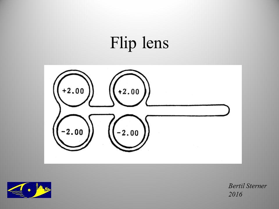 Bertil Sterner 2016 Flip lens
