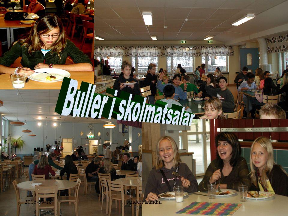 Registrering av lunchgäster Elever Vuxna INUT Stina