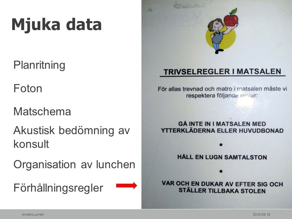 1 2 2 3 Tallrik-/Glasindex 2016-09-18Anders Lundin