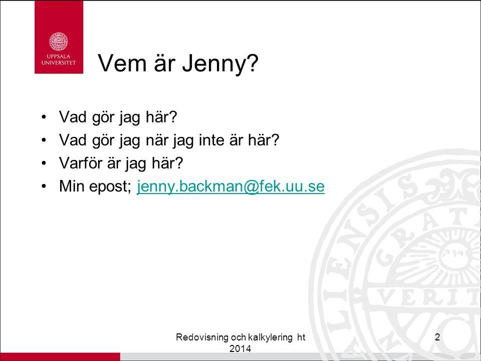 Produktlivscykeln Redovisning och kalkylering ht 2014 13 Intro Tillväxt Mognad Återgång Tid Omsättning .