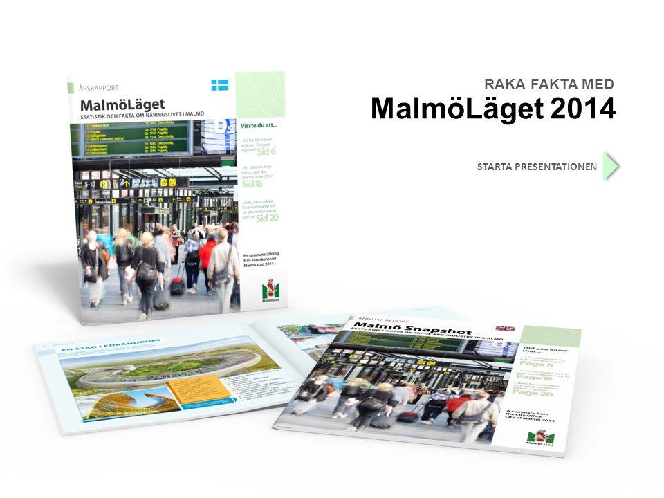 STARTA PRESENTATIONEN RAKA FAKTA MED MalmöLäget 2014