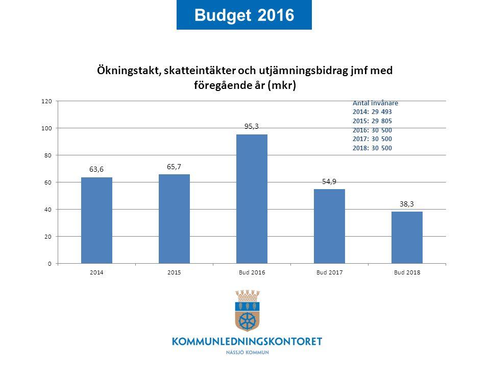 Driftbudget