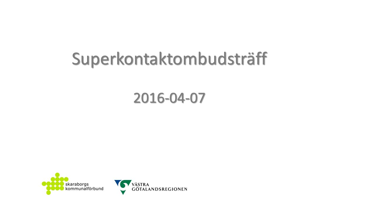 Superkontaktombudsträff2016-04-07