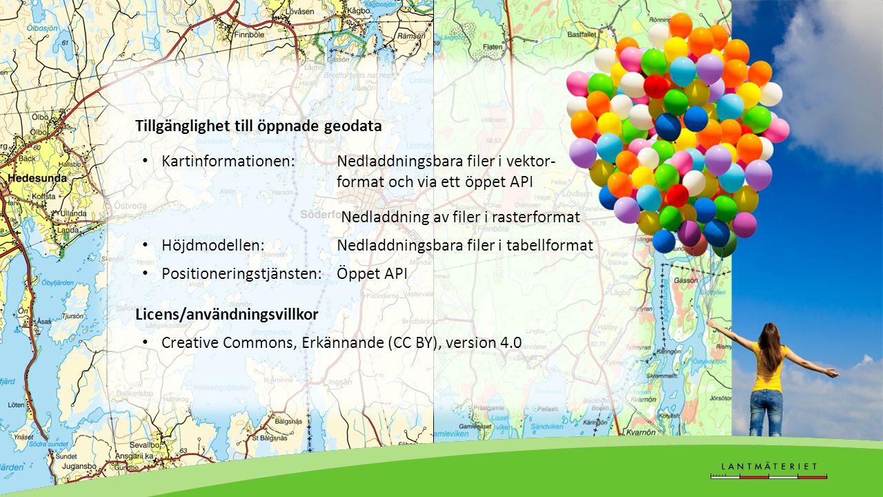 Övriga aktiviteter för unga och nya användare Ambassadörer Geoskolan FUK-avtal – Geodata för Forskning, Utbildning och Kultur Future City Hack 4 Sweden