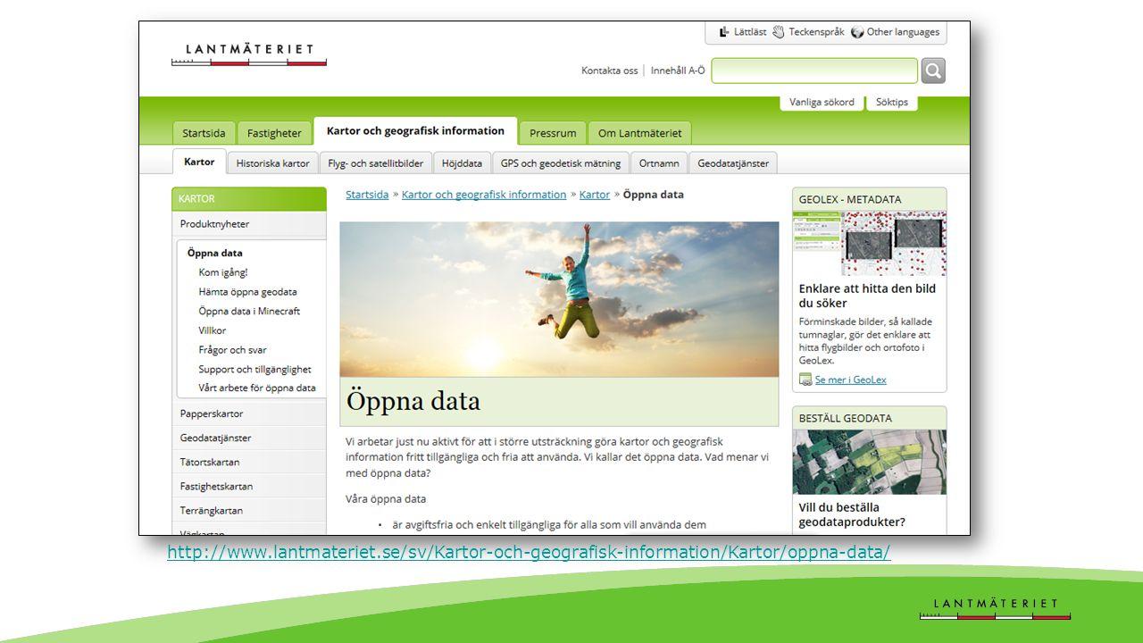 http://www.lantmateriet.se/sv/Kartor-och-geografisk-information/Kartor/oppna-data/