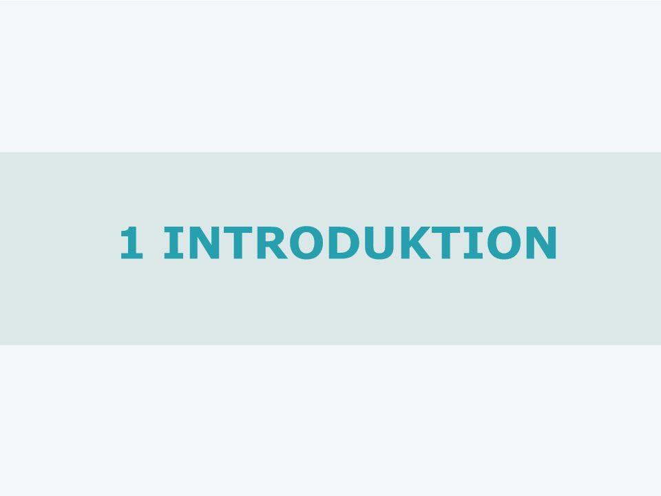1 INTRODUKTION