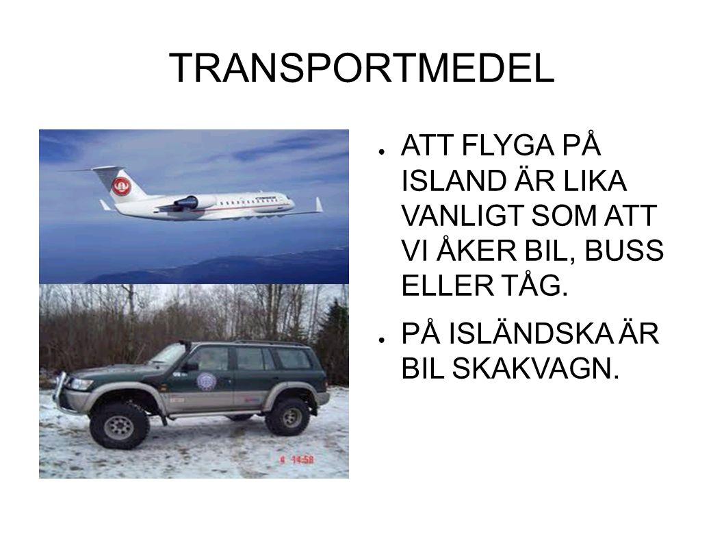ISLANDSHÄSTAR ● DOM HAR TVÅ GÅNGARTER TILL TÖLT OCH PASSGÅNG.