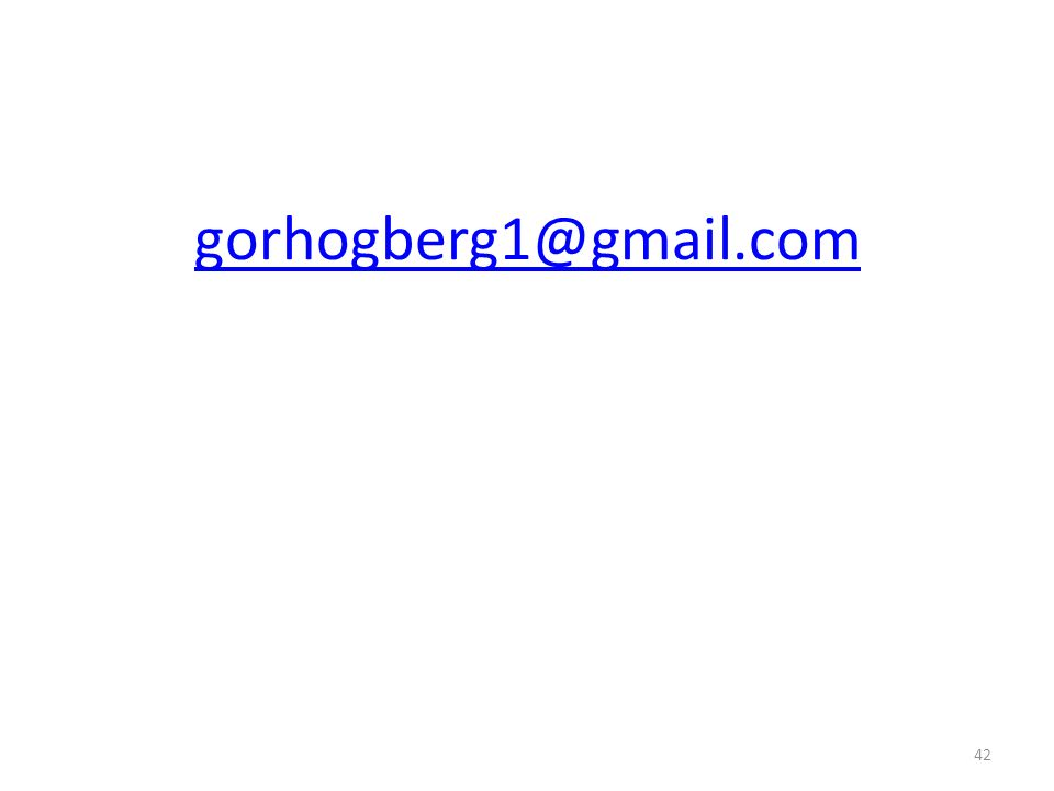 gorhogberg1@gmail.com 42