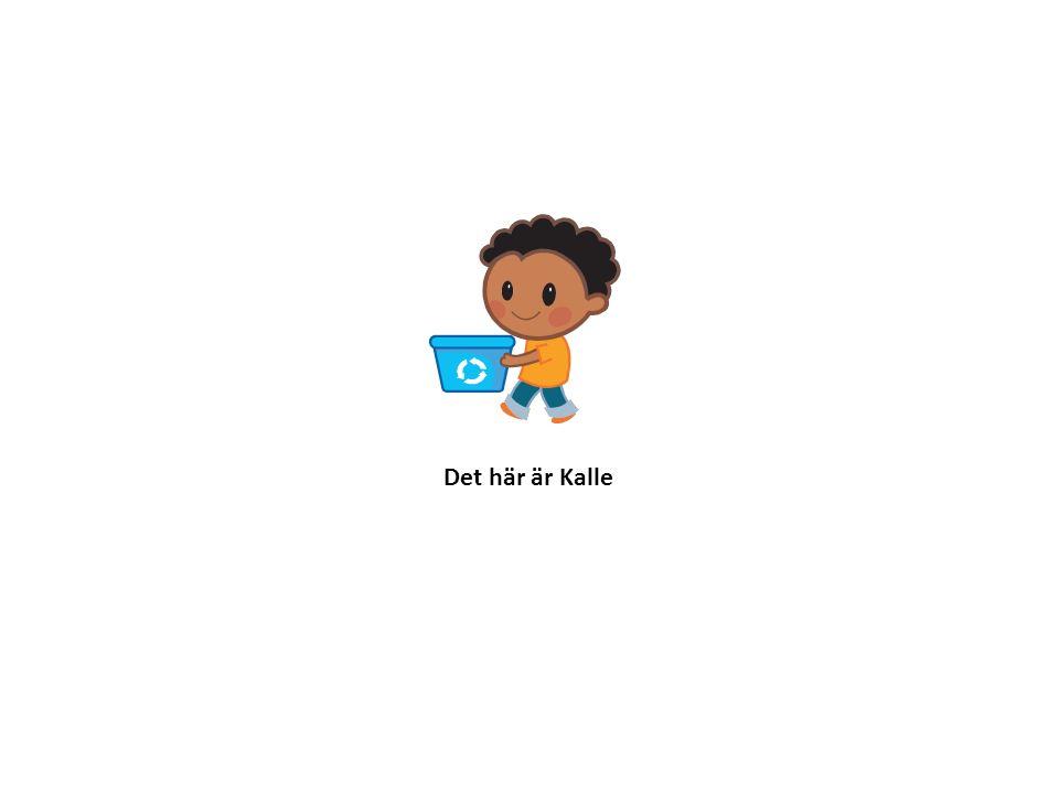 Det här är Kalle