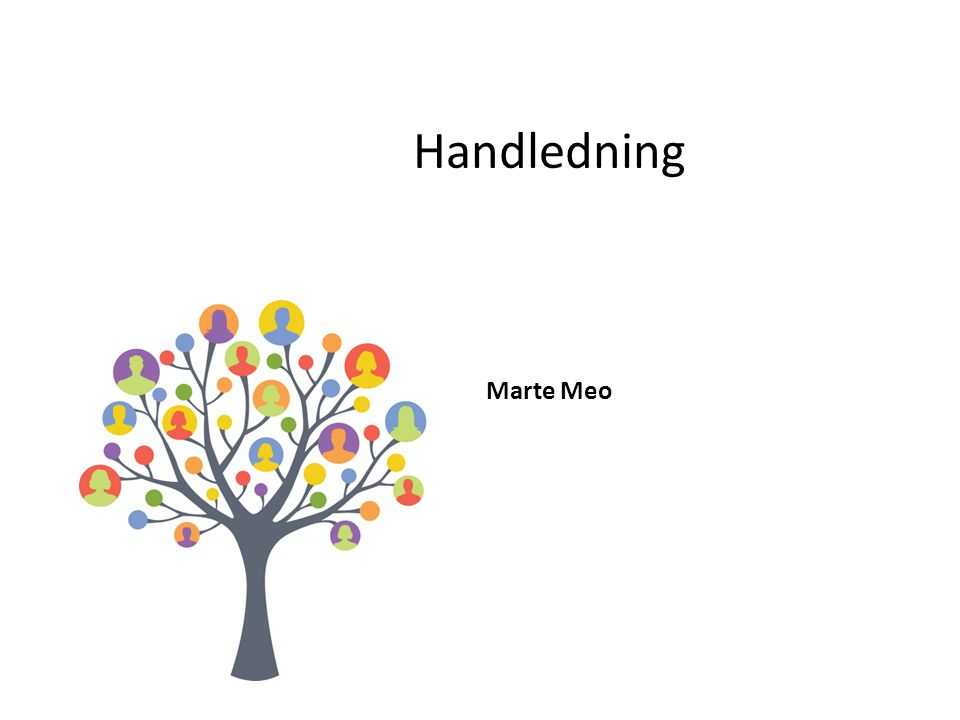 Handledning Marte Meo