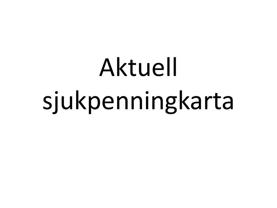 -h:/LFC Eskilstuna/ Sjp tal Sörmland- Rev 2013.12.11 Siffror inom parentes = Sjukpenningtalet för kvinnor resp.