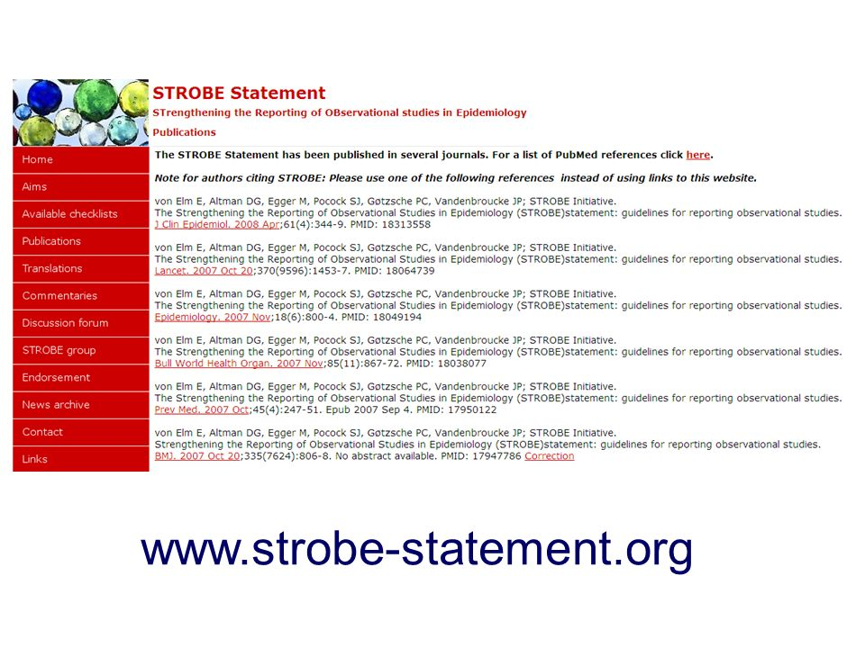 www.strobe-statement.org