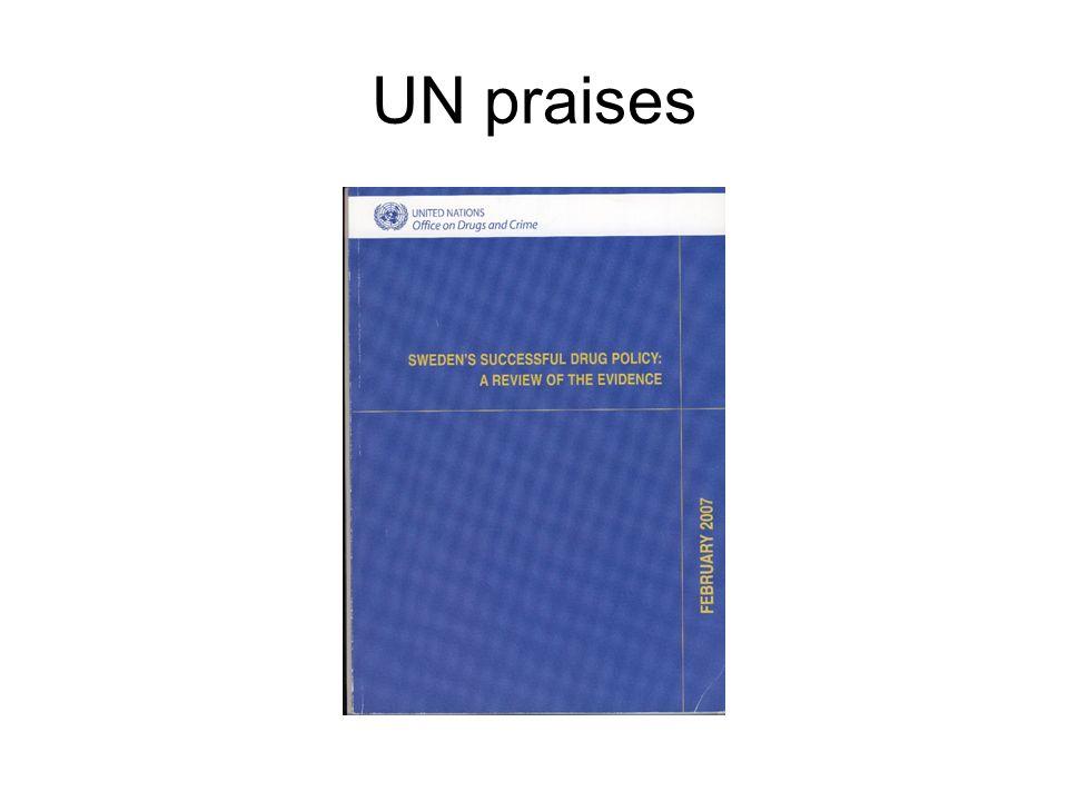 UN praises
