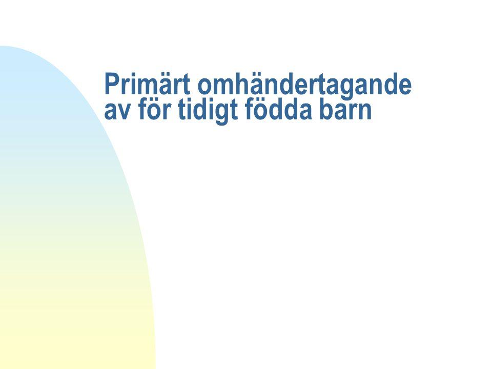 Existerande rekommendationer n asfyxikompendiet n publikationer n svenska textböcker n lokala/regionala riktlinjer