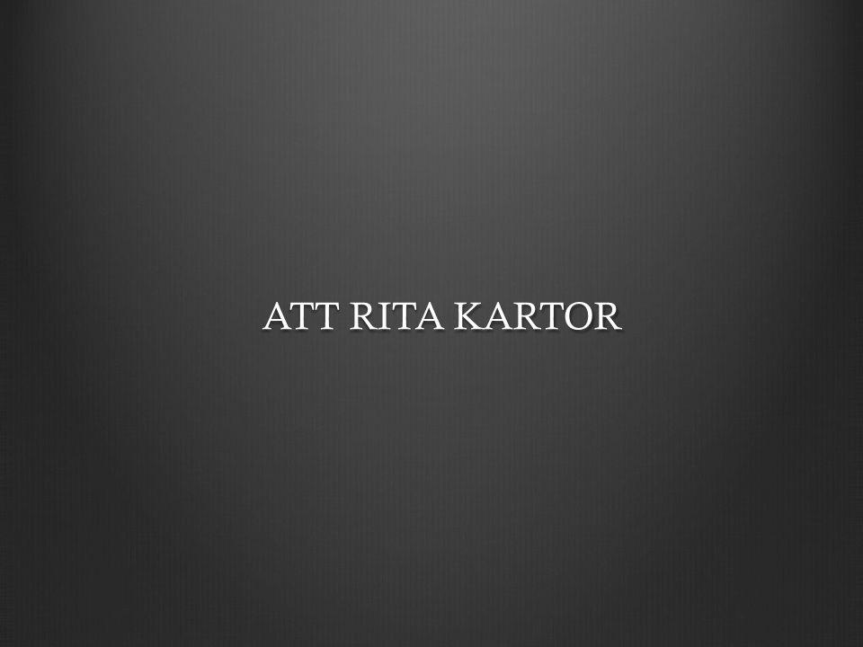 ATT RITA KARTOR ATT RITA KARTOR