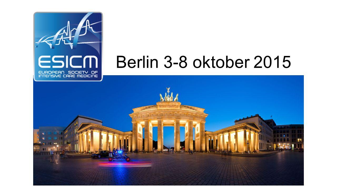 Berlin 3-8 oktober 2015