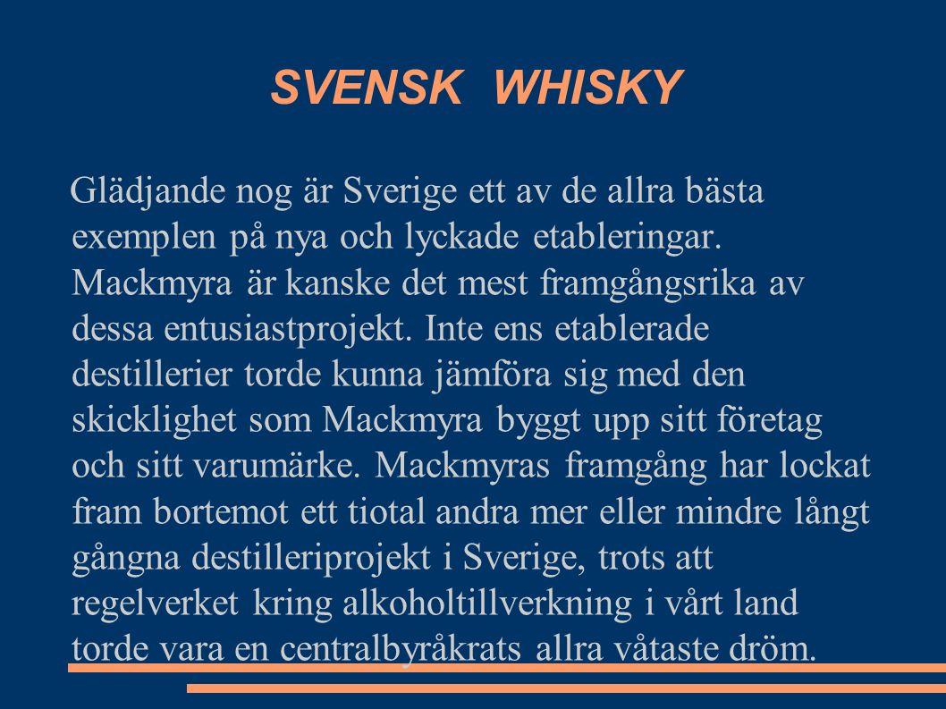 Glädjande nog är Sverige ett av de allra bästa exemplen på nya och lyckade etableringar.