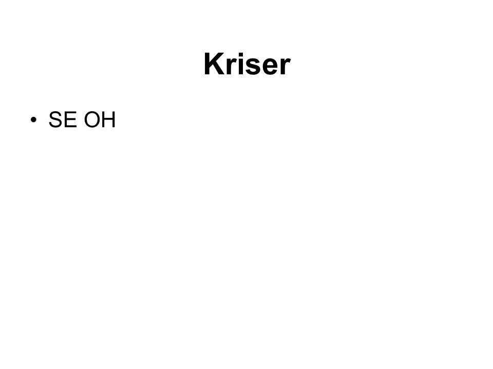 Kriser SE OH