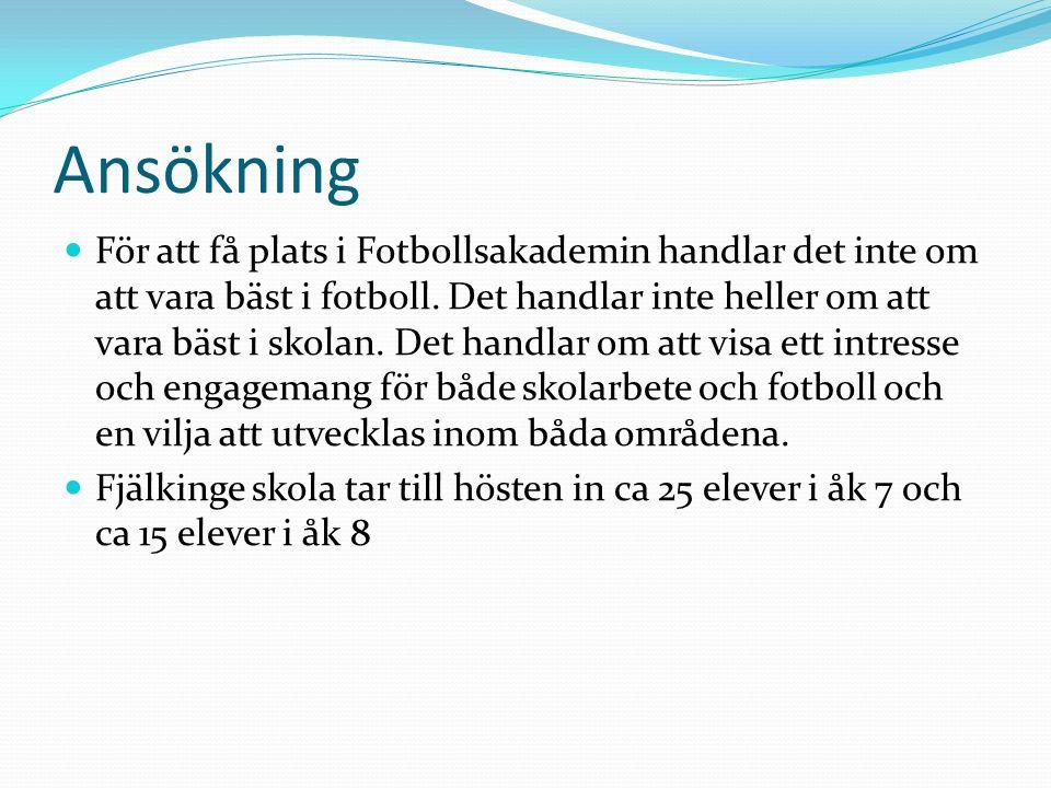 Hög måluppfyllelse Så här ser behörigheten ut för akademin i Malmö: 92:orna 100% bäst i Malmö 93:orna 100% bäst i Malmö 94:orna 96% 95:orna 97% 96:orna 98% bäst i Malmö 97:orna 93% 98:orna 98% näst bäst i Malmö 99:orna 99% näst bäst i Malmö 00:orna 99% bäst i Malmö