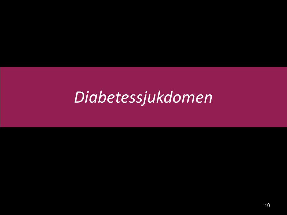 Diabetessjukdomen 18