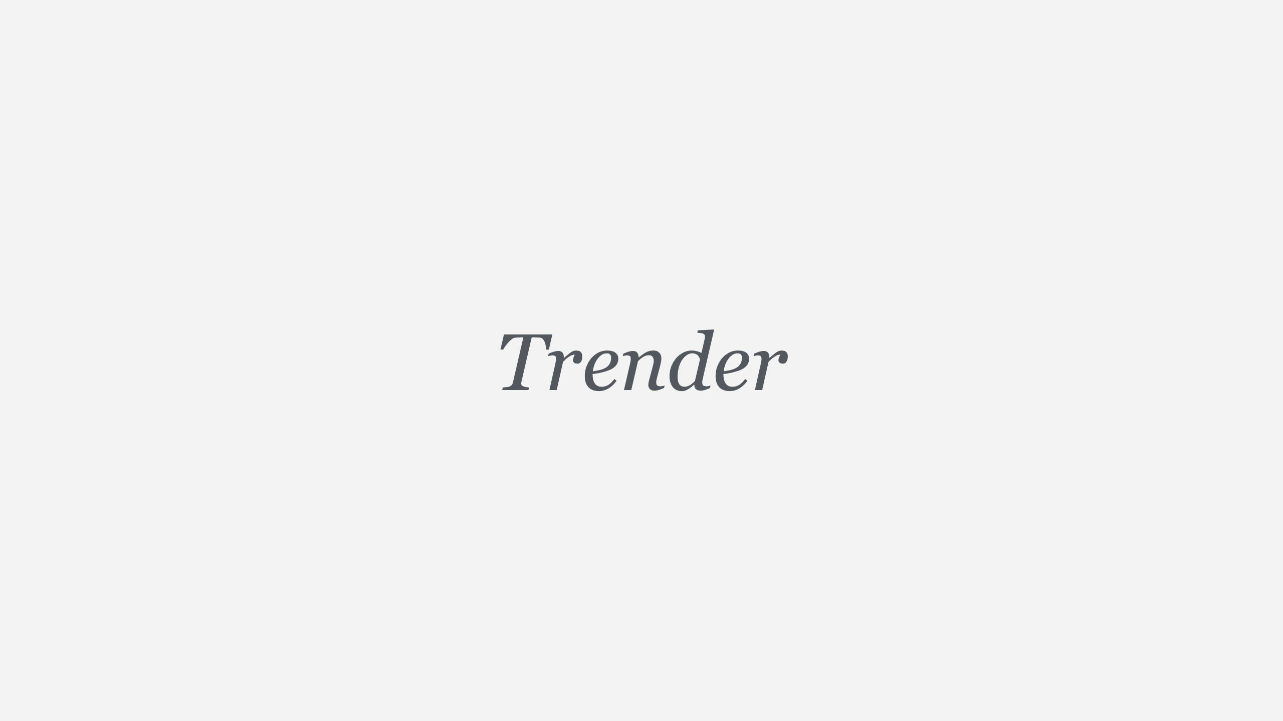 Trender