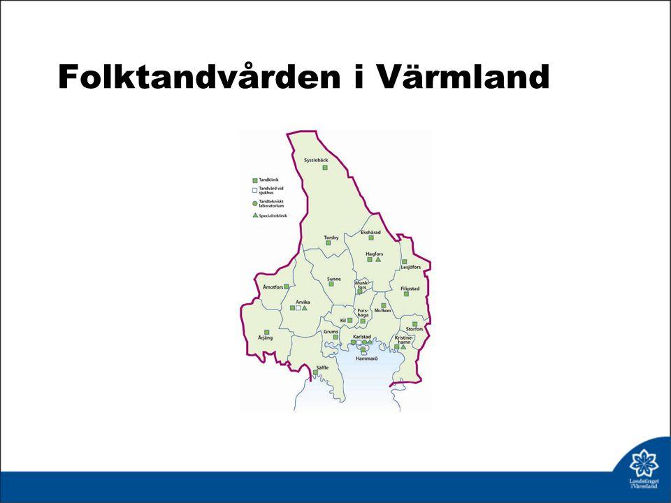 Folktandvården i Värmland