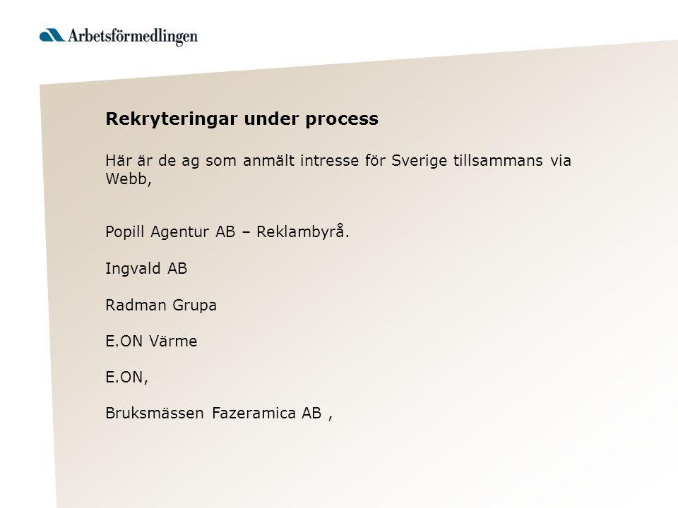Utbildningsbakgrund bland nyanlända inskrivna arbetslösa i Örebro län, oktober 2015 Förgymnasial utbildning121252,1% Gymnasial utbildning45619,6% Eftergymnasial utbildning65828,3% Totalt2326