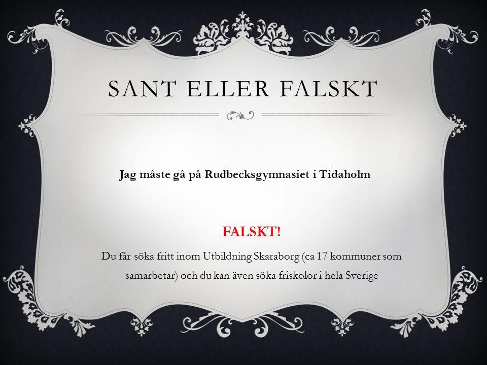 FALSKT.