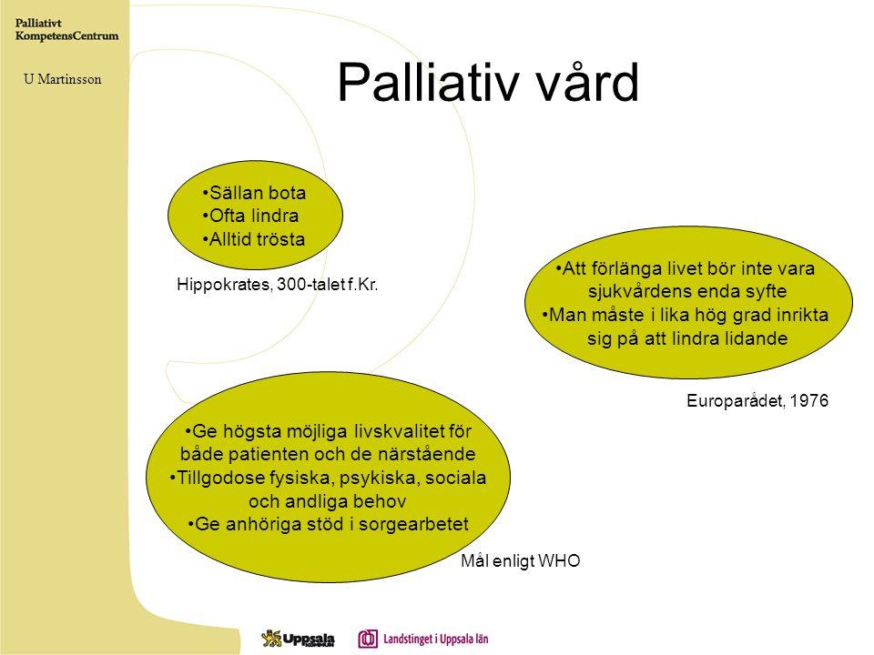 Enteral nutrition Alltid att föredra framför parenteral nutrition om pt har fungerande mage/tarm Nasogastrisk sond Gastrostomi –PEG U Martinsson 2008