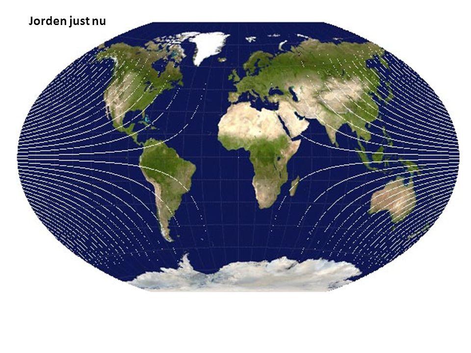 Jorden just nu