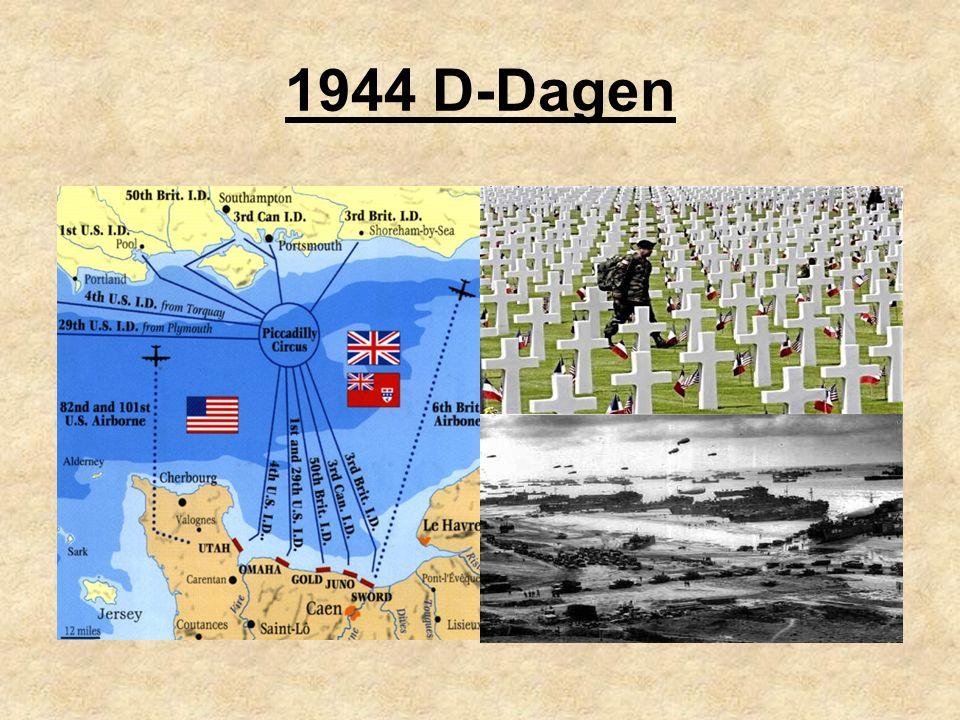 1944 D-Dagen