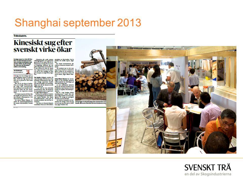 Shanghai september 2013