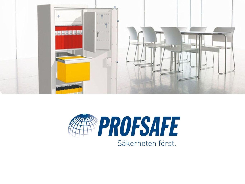 Företaget Profsafe AB drivs med ägarna aktivt arbetande i företaget vilket ger oss mycket god kunskap om marknadens önskningar och behov samtidigt som vi har mycket korta beslutsvägar.
