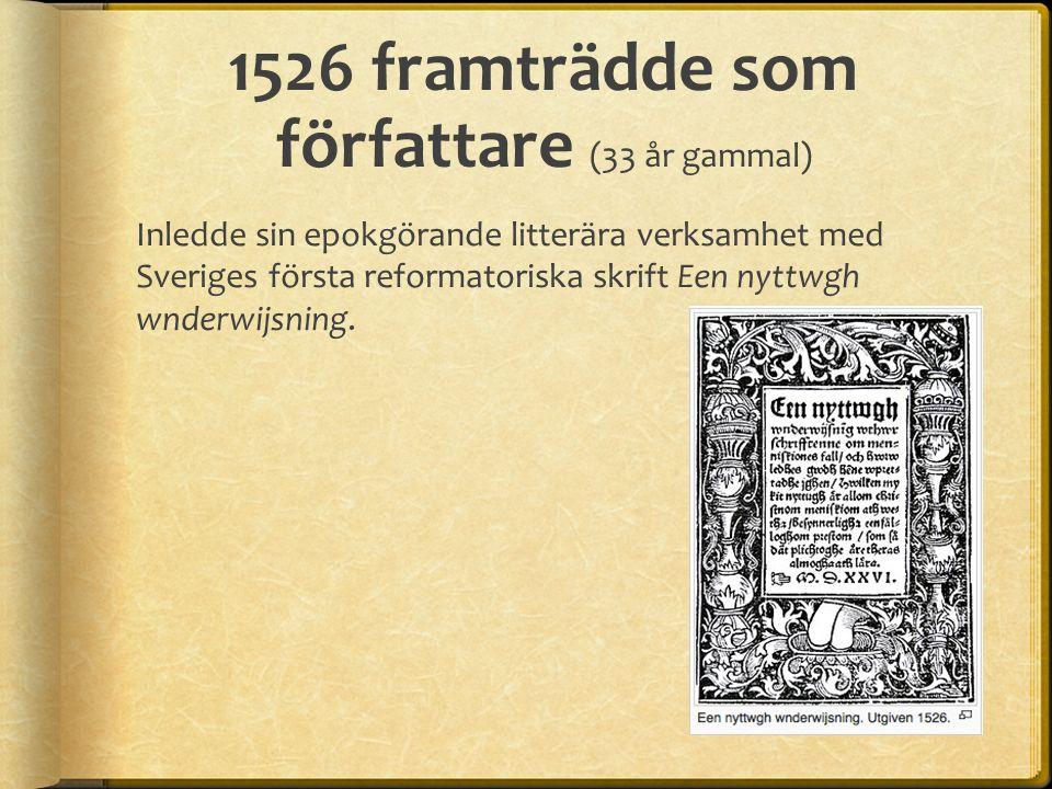 Gustav Vasas bibel ofta även kallad Vasabibeln: All then Helgha Scrifft, På Swensko, är den första översättningen av hela Bibeln till svenska, gjord under Gustav Vasas regeringstid.