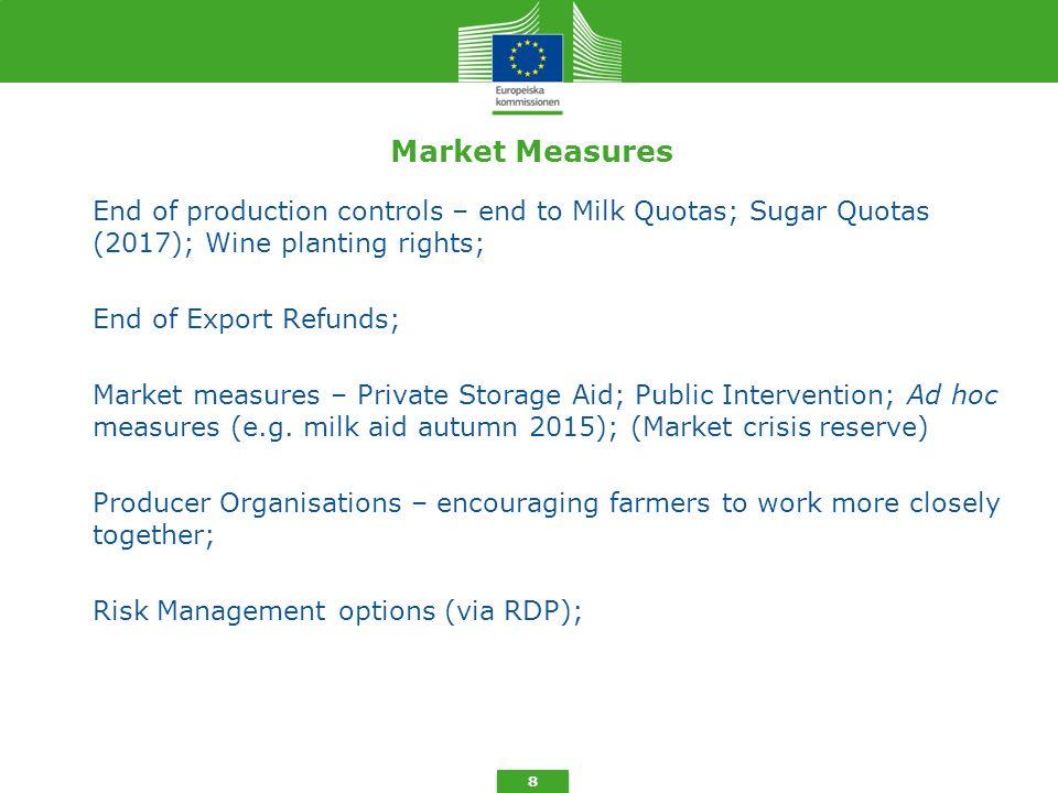 Samordning och komplementaritet med ESI-fonderna Europeisk nivå Förordning om gemensamma bestämmelser för ESI-fonderna Omfattar EJFLU, Eruf, ESF, Sammanhållningsfonden och EHFF Avspeglar EU 2020-strategin genom 11 gemensamma tematiska mål som kräver nyckelåtgärder inom respektive fond Nationell nivå Partnerskapsöverenskommelse Nationellt dokument som beskriver hur fonderna är tänkta att utnyttjas för att uppnå EU 2020-målen Program för landsbygdsutveckling (Operativa program inom andra fonder) Nationell eller regional nivå Ny ram för EU:s politik för landsbygdsutveckling 9