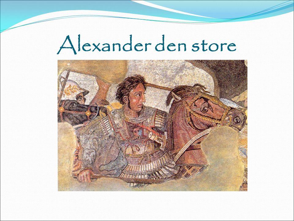 Alexander den store