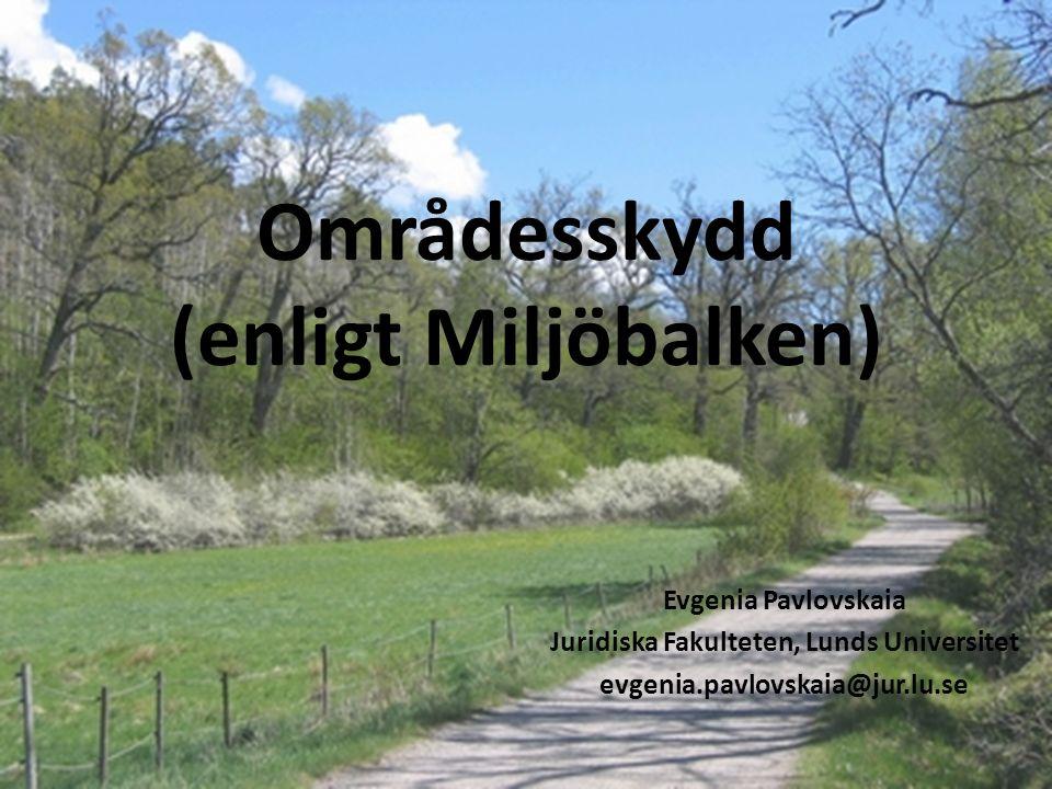 Nationalpark, 7:2 – 3 MB Det finns idag 29 nationalparker i Sverige, med sammanlagt ca 7 000 km² landareal.
