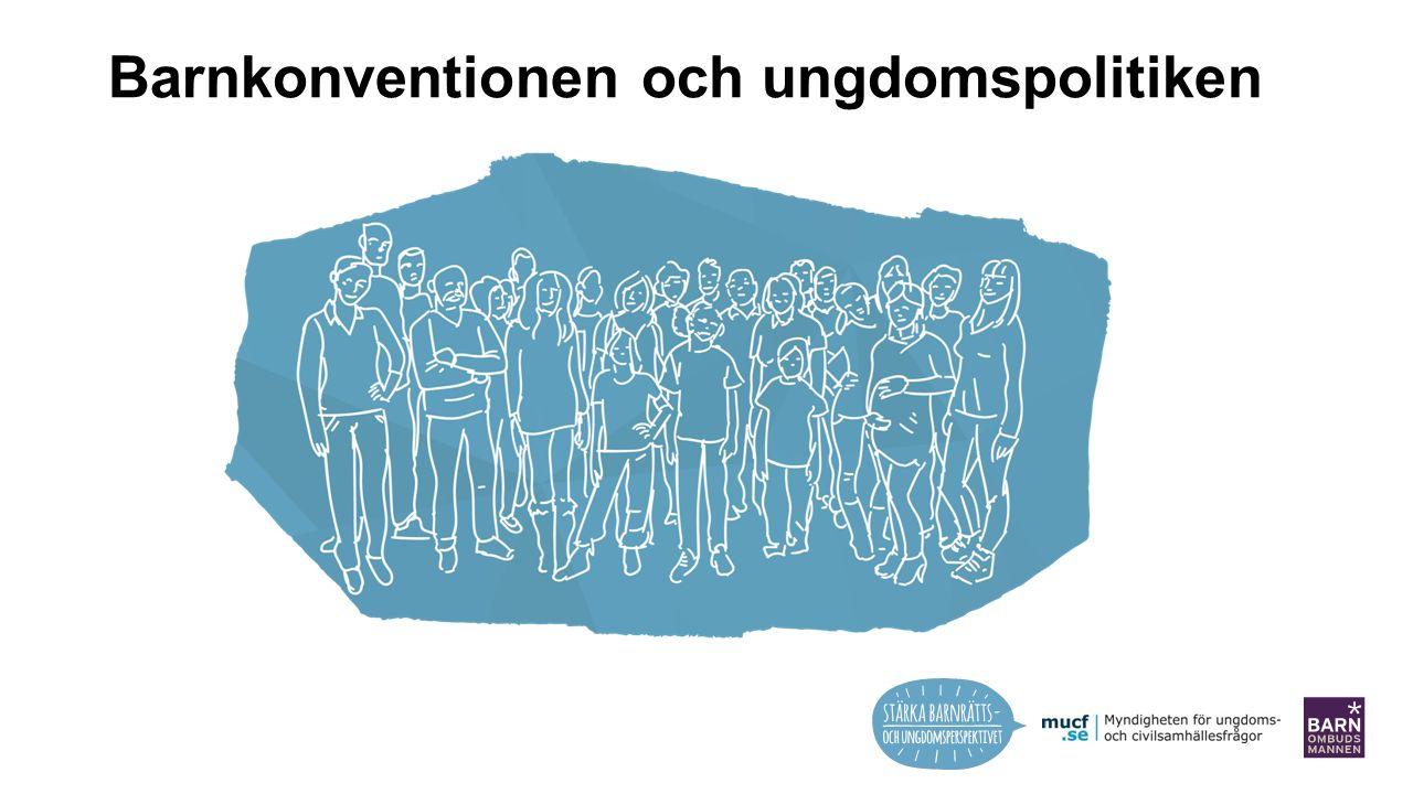 Barnkonventionen och ungdomspolitiken