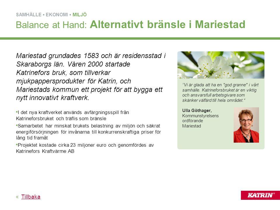 Mariestad grundades 1583 och är residensstad i Skaraborgs län.